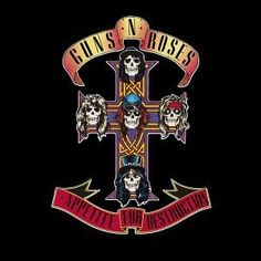 great album covers of all time - Google Search, Appetite, GnR