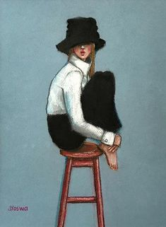 Oil Painters, Crossed Fingers, Pop Up, Stool, Give It To Me, Auction, Canvas, Prints, Painting