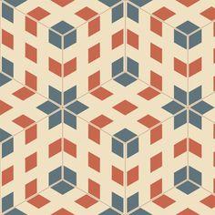 Be Diff - Estampas geométricas   Quadrados by lucas.bueno