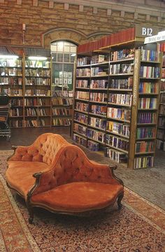 Barter Books, 2nd hand shop in Alnwick Station, Northumberland, England
