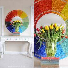 mosaicworks.ca: The Mirror Roda de cor