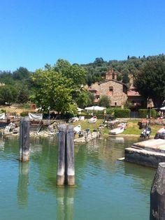 Isola Maggiore, Lago di Trasimeno - Perugia Umbria Italy