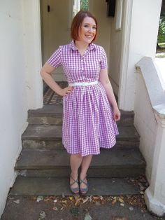 The Summerhouse dress - the beautiful new pattern from Pauline Alice - Cami dress