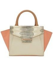 Vince Camuto Julia Small Satchel from Macy's $198.00