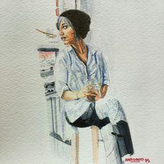 Rashelle Stetman portrait