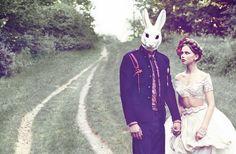 surrealism alice in wonderland? Animal Masks, Animal Heads, Mein Freund Harvey, Tv Movie, Chesire Cat, Blog Fotografia, Perfect Relationship, Arte Horror, Through The Looking Glass