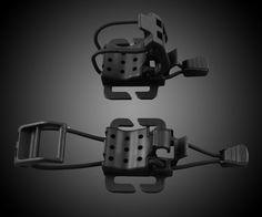 Elasto-Lok Tactical Gear Clip | DudeIWantThat.com