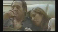 Paola Krum y Julio Chávez como Laura y Renzo en Epitafios