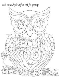 Pvc Pipe Projects, Diy Craft Projects, Diy Crafts, Owl Coloring Pages, String Art Patterns, Rhinestone Transfers, Paper Embroidery, Pin Art, Dot Painting