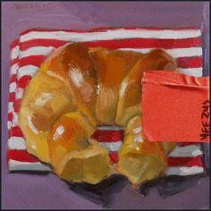 Croissant on red stripes Kanye West Yeezus, Pochette Album, Red Stripes, Cover Art, Entertaining, Croissant, Create, Sailor, Artist