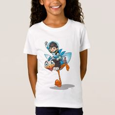 Shop Miles Callisto & MERC Robotic Sidekick T-Shirt created by OtherDisneyBrands. Personalize it with photos & text or purchase as is! Robot, Fitness Models, Shop Now, T Shirts For Women, Unisex, Casual, Sleeves, Cotton, Mens Tops
