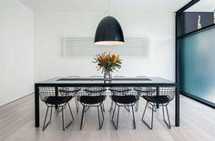 Große Pendelleuchten im Esszimmer – moderne Hängelampen - Große Pendelleuchten im Esszimmer ultra modern küche