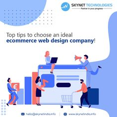Top tips to choose an ideal ecommerce web design company! #OnlineStoreDesign #ShoppingCartWebDesign #EcommerceWebsiteDesignCompany #EcommerceWebsiteDesignServices #EcommerceWebsiteDesigning #EcommerceWebSolutions #EcommerceWebsiteAgency #EcommerceWebsiteCompany #EcommerceWebsiteDesign #CustomEcommerceDesign #Europe #Switzerland #Nevada #Florida #Gainesville #Ohio #USA #UK #Australia Website Design Services, Website Design Company, Web Design Packages, Ecommerce Website Design, Web Application Development, Ohio Usa, Ecommerce Solutions, Store Design, Nevada