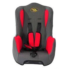 Cadeira para Auto Baby Style 9 à 18kg Vermelho e Cinza 70026 138420