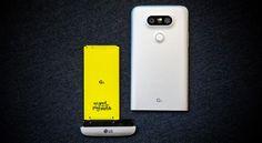 LG, G6 ile Modüler Yapıyı Kullanmaya Devam Edecek