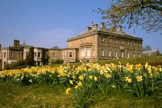 Haddo House can only be described as an elegant mansion house with stunning late Victorian interiors. Noted for its fine furniture and paintings, Haddo also has a terraced garden leading to the Country Park with lakes, walks and monuments.