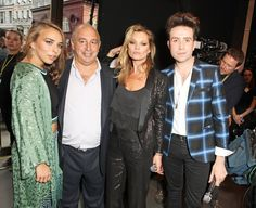 Pin for Later: Kate Moss's Topshop Launch Brings Out Fashion's Finest