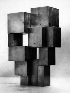 Hans Aeschbacher, Figure XVIII, 1959.
