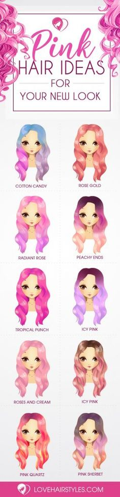 Sensational Pink Hair Ideas for a Spunky New Look