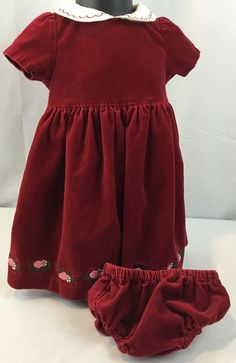 Gymboree NWT 2-pc Red Holiday Memories PLAID BOW GEM CLIPS DRESS HAIR ACCESSORY