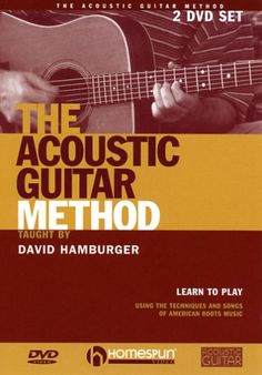 The Acoustic Guitar Method - #guitar #lessons