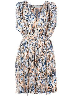 Stella Mccartney Printed Tunic Dress