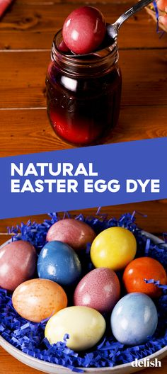 Despair In Youngsters - Realize To Get Rid Of It Wholly This Natural Easter Egg Dye Uses Ingredients You Already Have In Your Kitchen. Get The Recipe At Caramel Frosting, Easter Egg Dye, Easter Recipes, Easter Ideas, Easter Desserts, Easter Celebration, Egg Decorating, Easter Crafts, Easter Decor