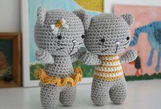 7 Free Animal Amigurumi Patterns to Crochet - ColourandCotton.com