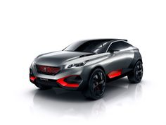 Peugeot Quartz Concept on Behance