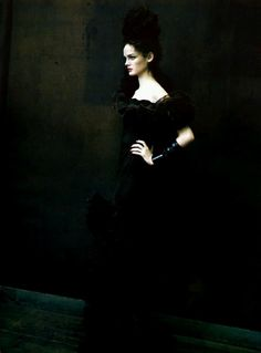 """So Splendid and Magic"" by Paolo Roversi for Vogue Italia, March 2005."