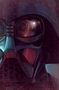 Darth Vader by Nicolas Barbera