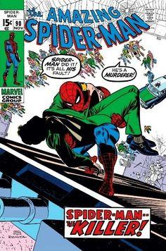 Amazing Spiderman #90 Noviembre 1970