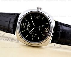 Panerai PAM 268 Radiomir 8 Days, PAM00268, Stainless Steel...8 Day Manual Wind Movement...