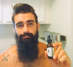 Groom like a Gentleman with our beard care kit that is the perfect gift for a bearded man. If you need a gift idea for a birthday, holiday, anniversary or just as a present the beard care kit is an excellent idea #beard
