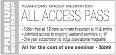 Himalayan Institute Premium Membership