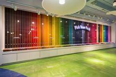 Crayola Retail Store IDL Worldwide & Reztark Design, Easton – Pennsylvania