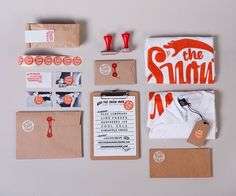 stunning collection of examples for stationery design