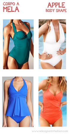 Best swimsuit for tue apple body shape