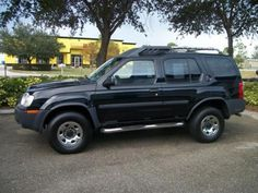 Used Nissan Xterra  year 2002 for sale in Florida for only $5250