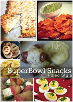 Check out these Paleo inspired (Gluten Free) #BigGame snacks