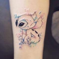 STITCH OMFG // Tattoo