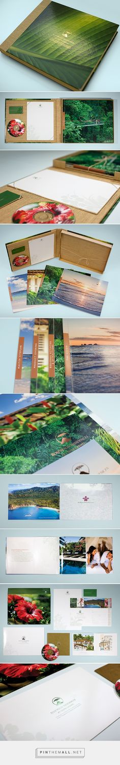 Rosewood Residences Sales Collateral, Costa Rica on Behance - created via http://pinthemall.net