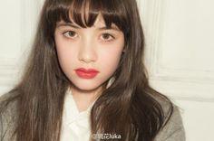 두 명의 동명이인 소녀 모델 루카(Ruka)와 루카(Luka) : 네이버 블로그