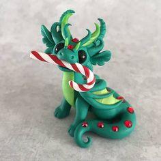 Kawaii Christmas Dragon