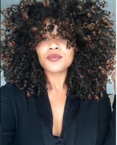 Gorgeous Curls @hennalice_ - http://community.blackhairinformation.com/hairstyle-gallery/natural-hairstyles/gorgeous-curls-hennalice_/