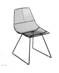 The Johnny Wire chair is a new addition to Cintesi's indoor and outdoor chair range. Cintesi $149