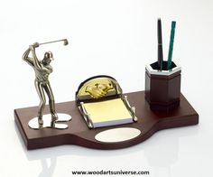 upto 65% off Golf Desk Organizer WAUSCHG08400  http://woodartsuniverse.com/catalog/product_info.php?cPath=28&products_id=510