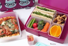 Get ready for Summer and Camp Season with a Power Packed Large Lunch