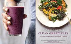 Candice Kumai Cookbook - Bee Pollen Smoothie