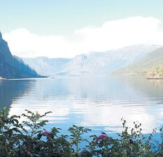 Norway is as beautiful as it is expensive. However, Ben James found out a way to do the Scandinavian country on the cheap. European Breaks, Scandinavian Countries, Norway, Cruise, River, Mountains, Country, Nature, Outdoor
